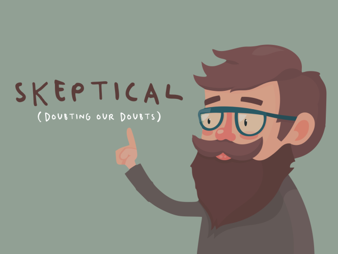 Skeptical - Title Slide
